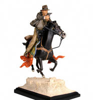 Indiana Jones on Horse Statue GG