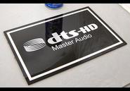 DTS HD Plexi  skylt