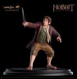 The Hobbit: Bilbo Baggins 1/6 statue