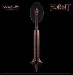 The Hobbit: Balin's Mace prop replica