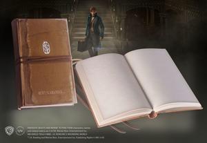 Newt Scamander's Journal