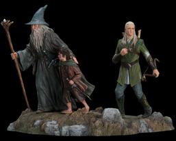 Fellowship of the Ring Diorama Set 1