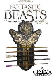 Fantastic Beast's Stavset Ollivander's version