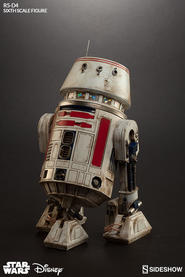 R5-D4 Sixth Scale Figure