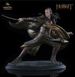 Lord Elrond at Dol Guldur 1/6 scale Statue