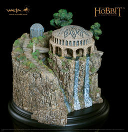 The Hobbit: White Council Chamber