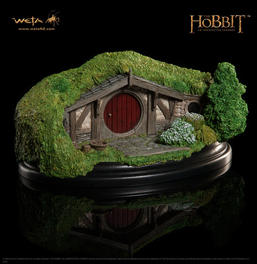 Hobbit Holes - 40 Bagshot Row