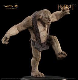 The Hobbit: Miniature Trolls - Tom the Troll