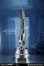 Terminator 2: Endoskeleton Arm and Brain Chip