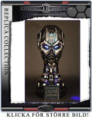 Terminator 3 T-X skull