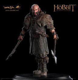 The Hobbit: Dwalin 1/6 statue