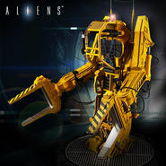 Aliens: Power Loader Replica