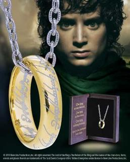 One ring - Sterling silver