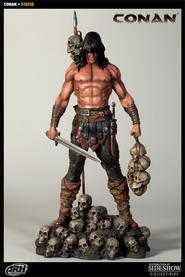 Conan the Barbarian Statue