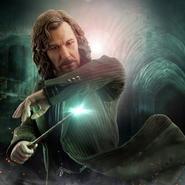 Sirius Black 1/6 Scale Figure