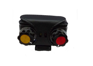 Dual Remote Heat-troller Pouch 180