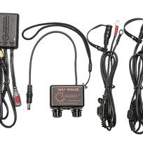 Heat-Troller remote dual powered