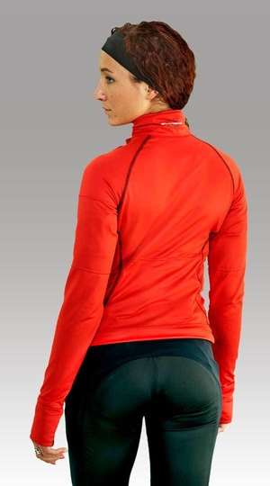 Ladie's Heated Base Layer with 7,4V 5,2A battery with built-in control
