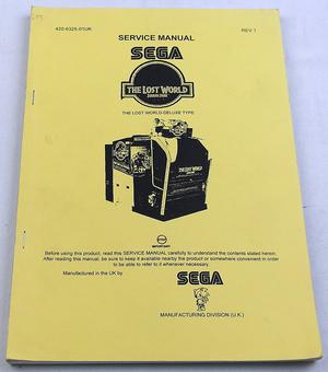 Sega Lost world DX