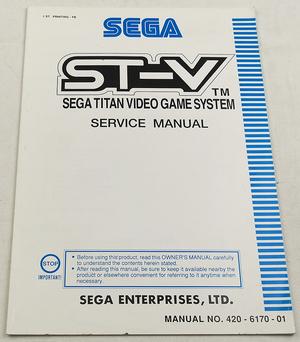 Sega ST-V