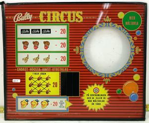 Toppglas Circus Svensk
