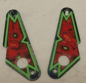 Nya. slingshotplaster Revenge from mars