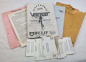 Vector manualpaket