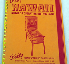 Hawaii bingospel manual