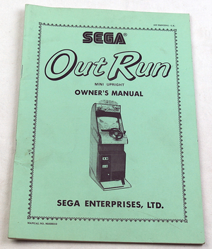 Out run manual