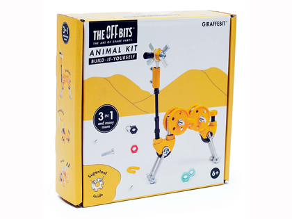 Bygg en giraff 'Girbit'