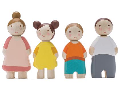 Doll house family 'Leaf'