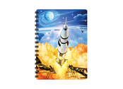 Anteckningsbok 3D Apollo (liten)