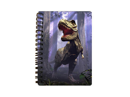 Notebook 3D T-Rex Trouble (small)