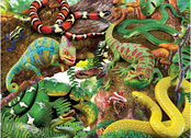 Picture 3D Curious creatures