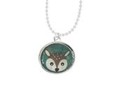 Necklace 'Deer'