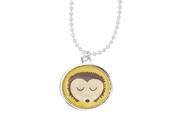 Necklace 'Hedgehog'