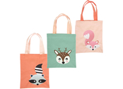 Bag 'Wood animals'