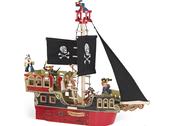 Piratskepp Svartskägg