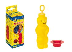 Soap bubbles Bear
