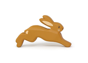Hare in wood