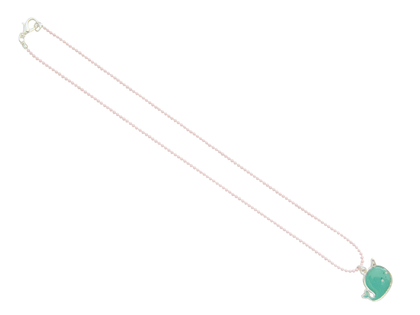 Necklace 'Whale'