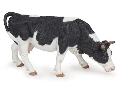 Ko betande svart/vit