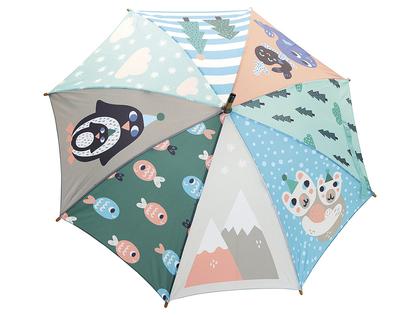 Paraply 'Pingvin' Michelle Carlslund