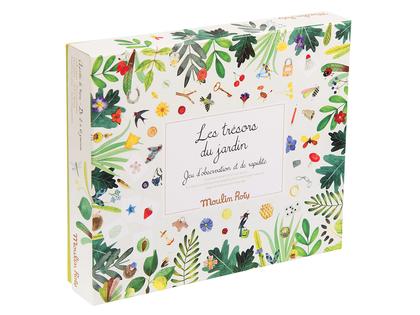 Board game 'Le Jardin'