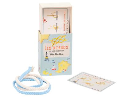 Sailor's knots 'Le Jardin'