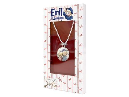 Halsband 'Emil & Ida'