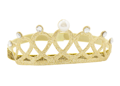 Hairband 'Crown' gold