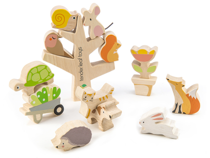 Balancing game 'Animals'