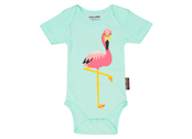 Body Organic 'Flamingo' short sleeves