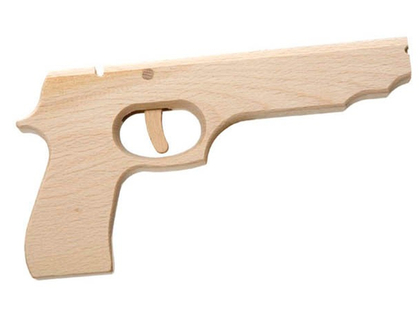 Pistol Magnum med avtryckare